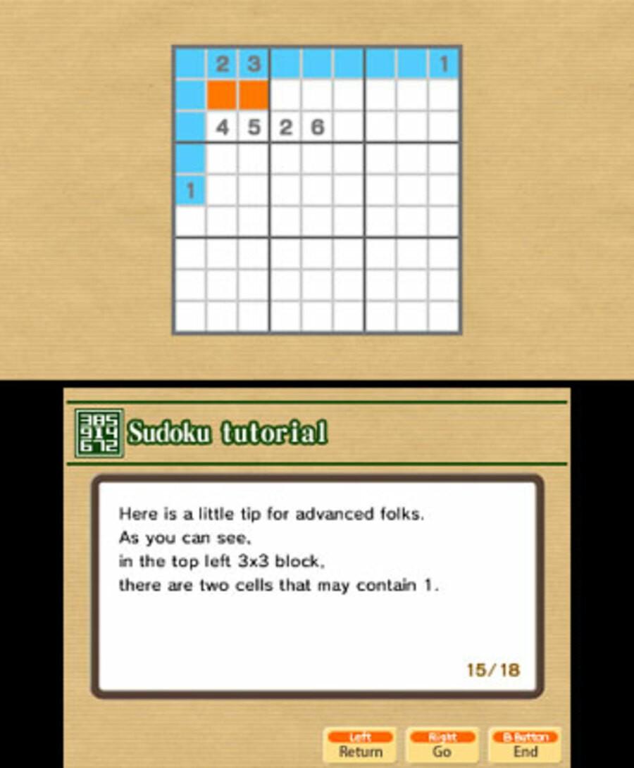 Sudoku by Nikoli Screenshot
