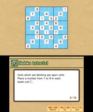 Sudoku by Nikoli Review - Screenshot 1 of 2