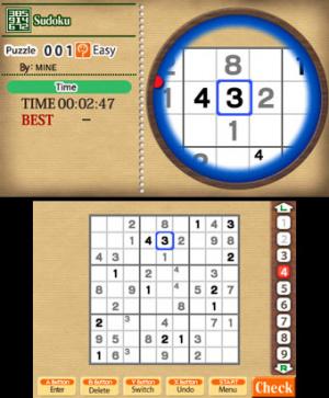Sudoku by Nikoli Review - Screenshot 2 of 2
