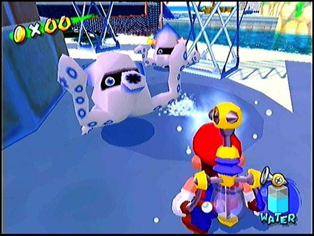 Super Mario Sunshine Gcn Gamecube News Reviews Trailer