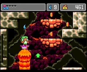 Monster World IV Review - Screenshot 3 of 4