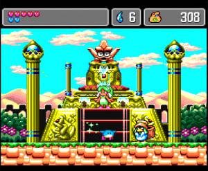 Monster World IV Review - Screenshot 2 of 4