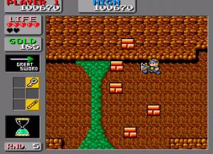 Wonder Boy in Monster Land Review - Screenshot 3 of 4