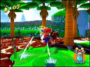 Super Mario Sunshine Review - Screenshot 3 of 4