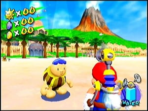 Super Mario Sunshine Review - Screenshot 1 of 4