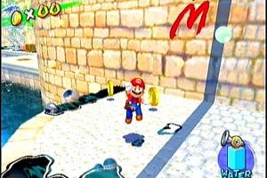Super Mario Sunshine Screenshot