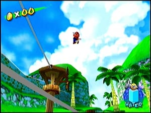 Super Mario Sunshine Review - Screenshot 4 of 4