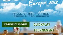 Goooooal Europa 2012 Screenshot