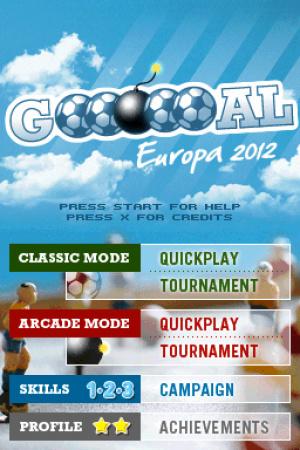 Goooooal Europa 2012 Review - Screenshot 2 of 2