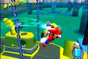 Super Mario Sunshine Screenshot
