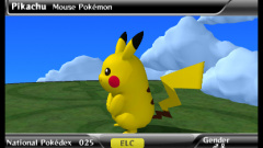 Pokédex 3D Pro Screenshot