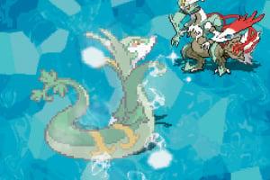 Pokémon Black and White 2 Screenshot