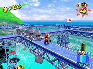 Super Mario Sunshine Review - Screenshot 2 of 4