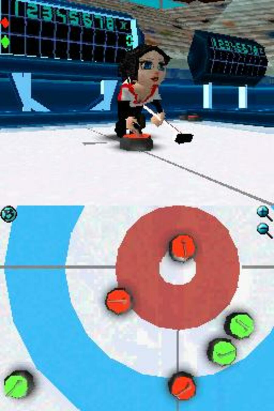 Curling Super Championship Screenshot