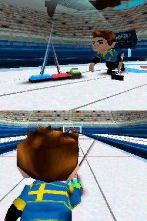 Curling Super Championship Review - Screenshot 1 of 2