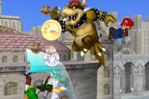 Super Smash Bros. Melee Screenshot