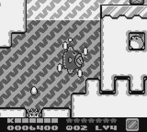 Kirby's Dream Land 2 Review (3DS eShop / GB) | Nintendo Life on kirby's dreamland map, super mario world 2 map, lovecraft h.p. lovecraft world map,