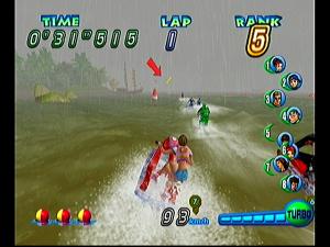 Wave Race: Blue Storm Review - Screenshot 2 of 2