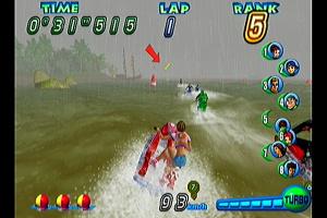 Wave Race: Blue Storm Screenshot