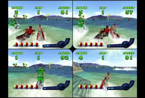 Wave Race: Blue Storm Review - Screenshot 1 of 2