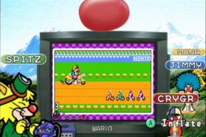 WarioWare, Inc: Mega Party Game$! Screenshot