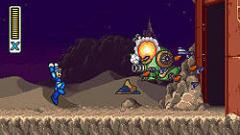 Mega Man X2 Screenshot