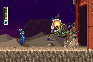 Mega Man X2 Screenshot