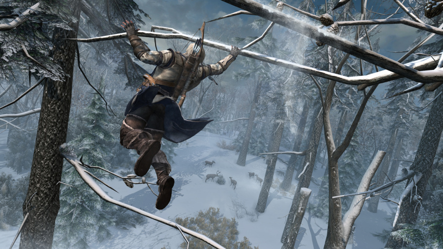 Assassin's Creed III Review - Screenshot 6 of 7