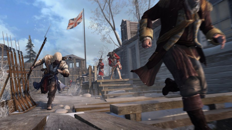 Assassin's Creed III Review - Screenshot 3 of 7