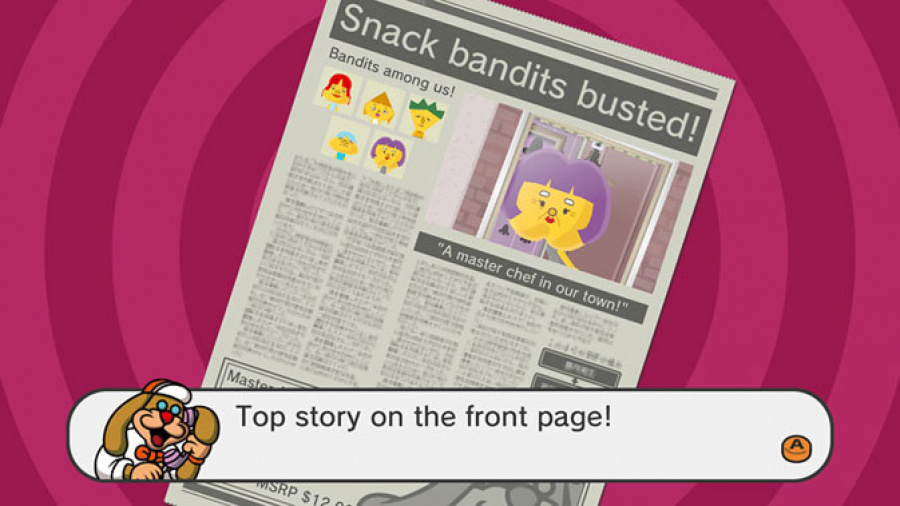 Game & Wario Review - Screenshot 1 of 8