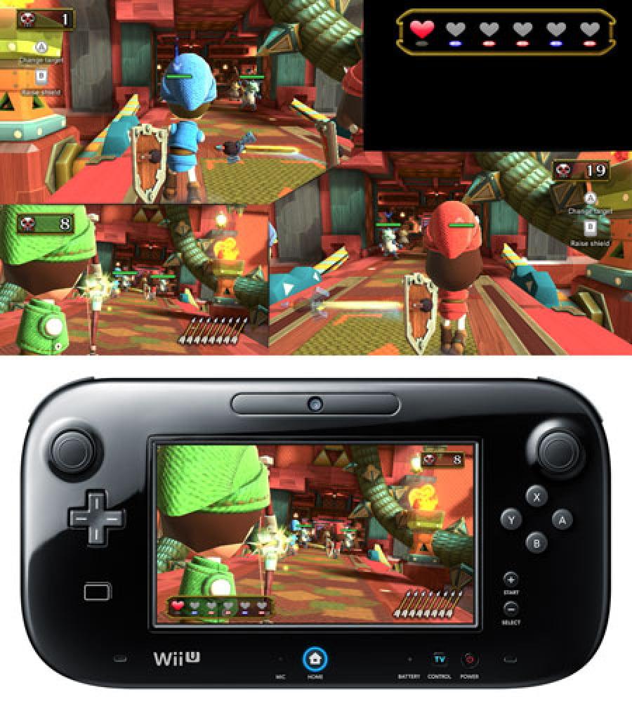 Nintendo Land Review - Screenshot 1 of 10