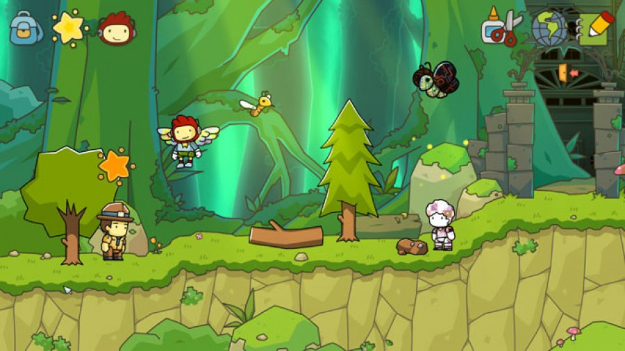 Scribblenauts Unlimited Review - Screenshot 3 of 3