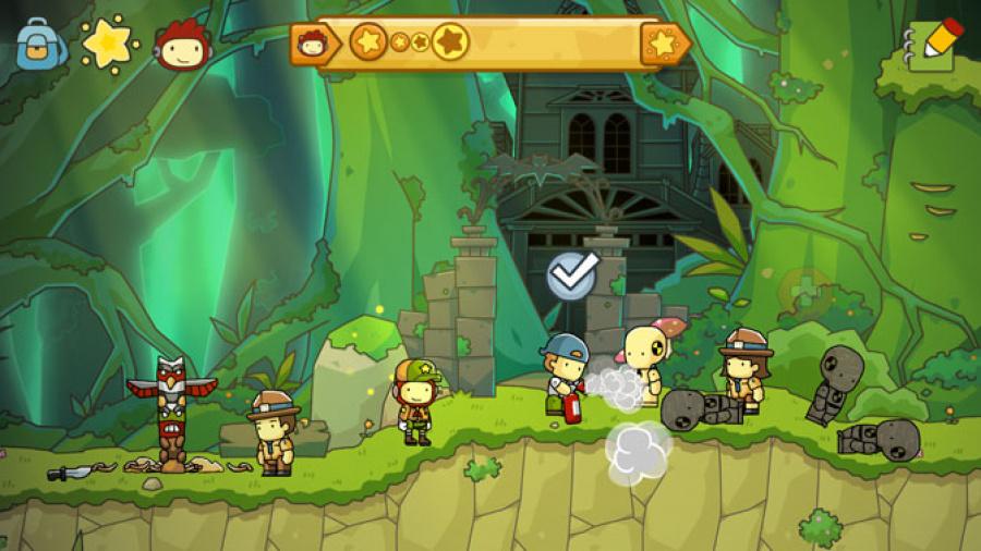 Scribblenauts Unlimited Review - Screenshot 3 of 3