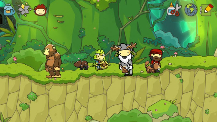 Scribblenauts Unlimited Review - Screenshot 2 of 3