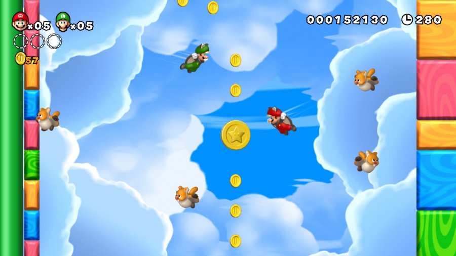 New Super Mario Bros. U Review - Screenshot 1 of 6