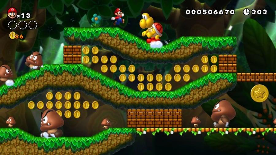 New Super Mario Bros. U Review - Screenshot 6 of 6