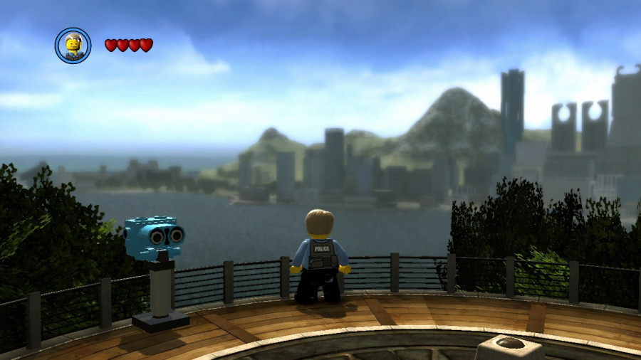 LEGO City: Undercover Review - Screenshot 1 of 8