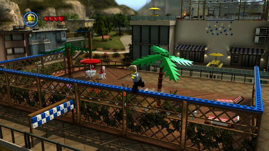 LEGO City: Undercover Review - Screenshot 1 of 7