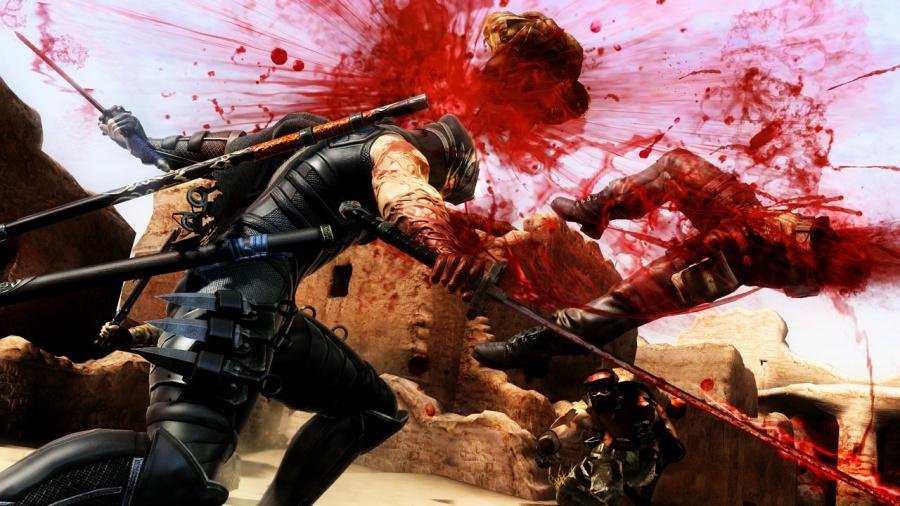 Ninja Gaiden 3: Razor's Edge Review - Screenshot 2 of 5