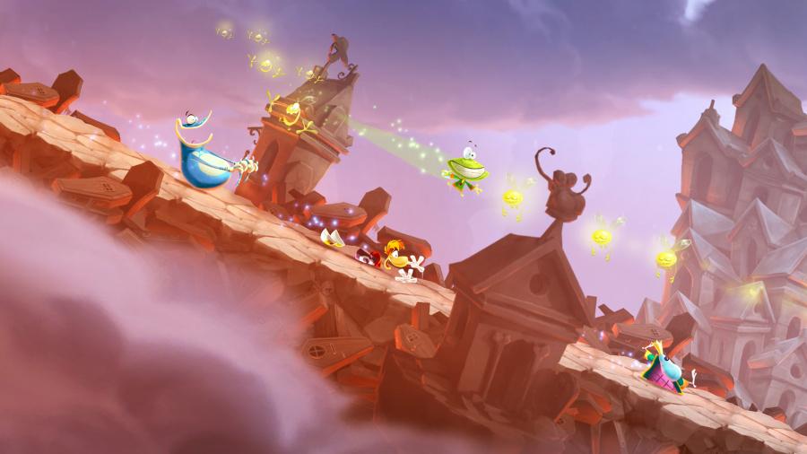Rayman Legends Review - Screenshot 1 of 8