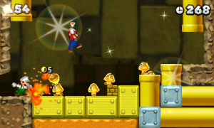 New Super Mario Bros. 2 Review - Screenshot 1 of 6