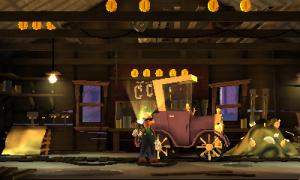 Luigi's Mansion: Dark Moon Review - Screenshot 5 of 7