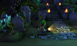 Luigi's Mansion: Dark Moon Review - Screenshot 7 of 7