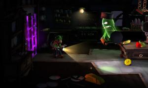 Luigi's Mansion: Dark Moon Review - Screenshot 3 of 7