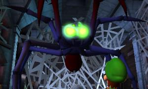 Luigi's Mansion: Dark Moon Review - Screenshot 6 of 7