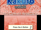 Kakuro by Nikoli Screenshot
