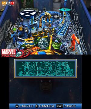 Marvel Pinball 3D Review - Screenshot 4 of 4