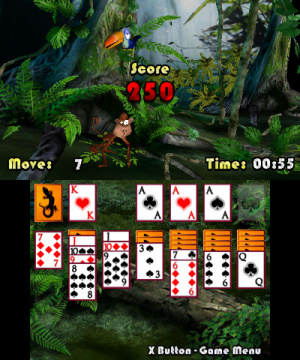 3D Solitaire Review - Screenshot 2 of 2