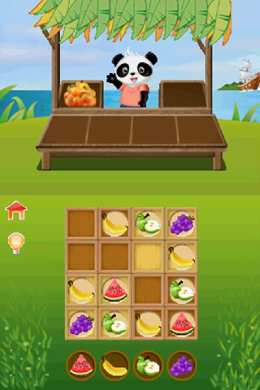 Lola's Fruit Shop Sudoku Screenshot