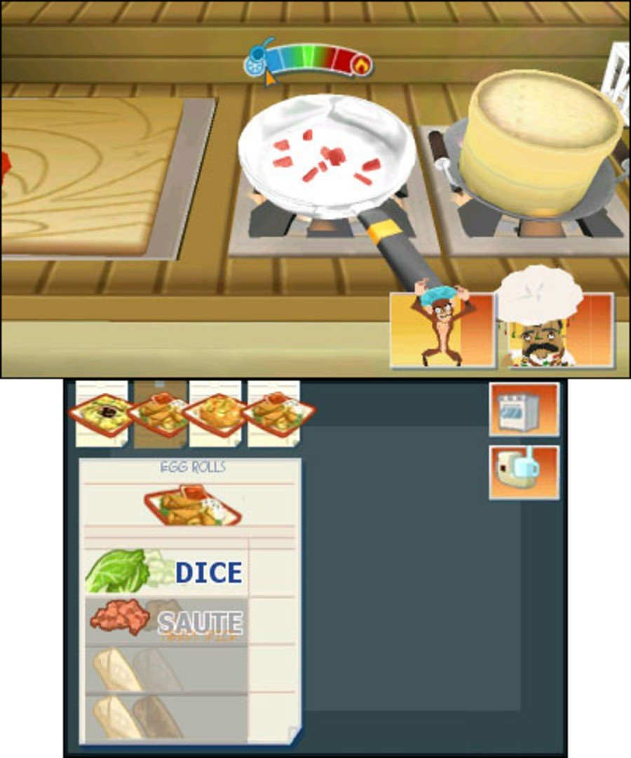 Order Up!! Screenshot